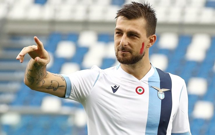 francesco acerbi lazio football player